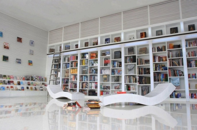 ściana-książek-domowa-biblioteka-cudowna